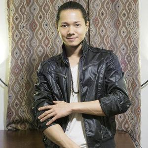 Other - Mens Black Leather Jacket